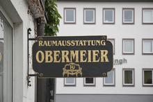Raumausstattung Obermeier sign