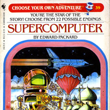 <cite>Choose Your Own Adventure</cite> book series