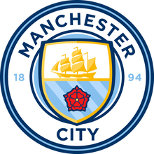 Manchester City FC logo (2016)