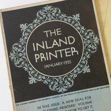 <cite>The Inland Printer</cite>, Jan 1935