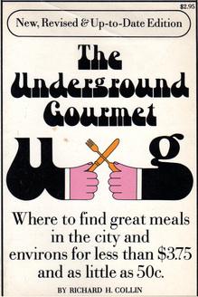 <cite>The (New Orleans) Underground Gourmet, revised edition</cite>