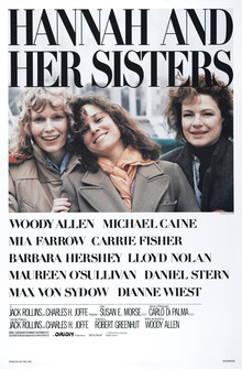 <cite>Hannah and Her Sisters</cite> movie posters