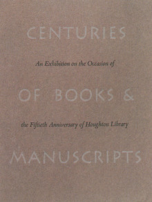 <cite>Centuries of Books and Manuscripts</cite>