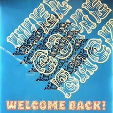"""Welcome back!"" poster, VCUarts"
