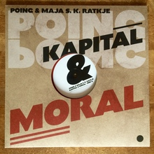 <cite>Kapital & Moral</cite> by Poing and Maja S.K. Ratkje
