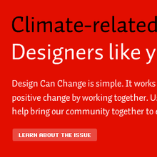 Design Can Change