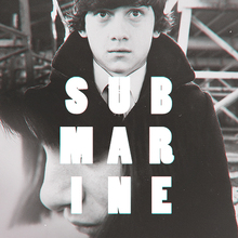 "Fan Poster for the Film ""Submarine"""
