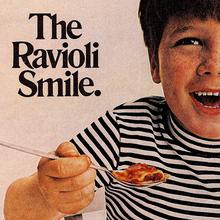 Ravioli Ad, 1971