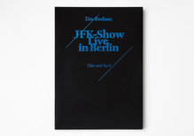 JFK-Show DVD Booklet