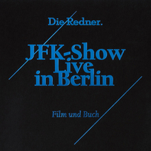 JFK-Show DVD Booklet