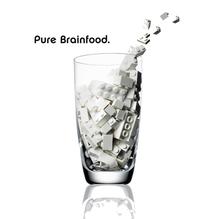 """Lego """"Pure Brainfood"""" Ad Campaign"""