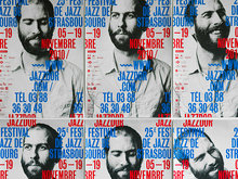 Jazzdor Festival Posters