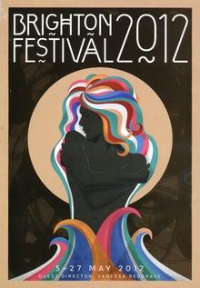 Brighton Festival 2012 Poster