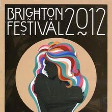 Brighton Festival 2012 Poster