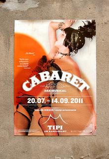 <cite>Cabaret</cite> Musical