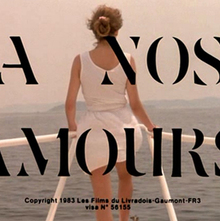 """A Nos Amours"" Main Title"