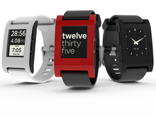 Pebble clock faces