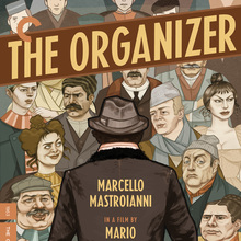 """The Organizer"" Criterion DVD Cover"