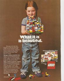 LEGO ads (1980–82)