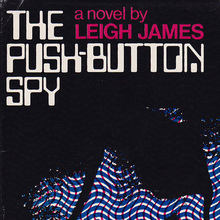 Book cover The Push-Button Spy