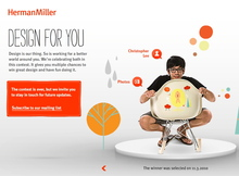 """Design For You"" Herman Miller Campaign"