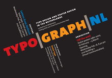 Typo|Graph|NL Poster