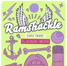 Ramshackle: club event organizer