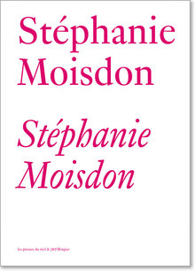 Stéphanie Moisdon