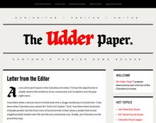The Udder Paper