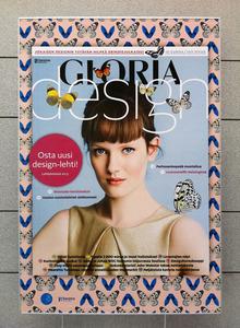 <i>Gloria Design</i> Magazine