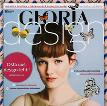 <i>Gloria Design</i> Magazine
