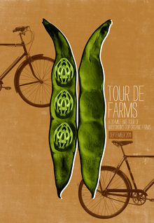 Braise Local Food: Tour de Farms