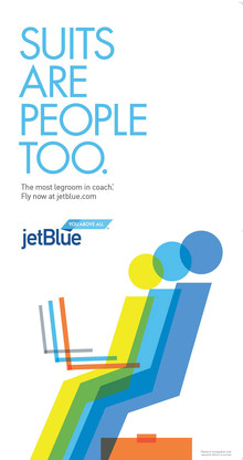 jetBlue Airways ads