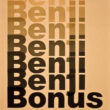 Benji band poster