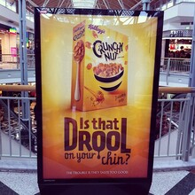 Kellogg's Crunchy Nut ad, Australia