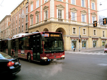 Bologna Bus LED Sign