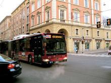 Bologna Bus LED Sign