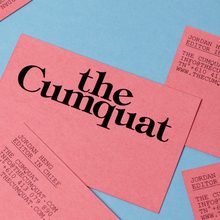 <cite>The Cumquat</cite>