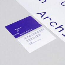 Kevin O'Brien Architects identity