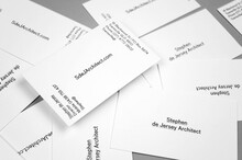 Stephen de Jersey Architect identity