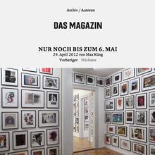<i>Das Magazin</i> Blog