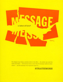 Strathmore paper promo