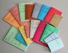 dOCUMENTA (13) notebooks