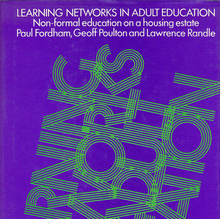 <cite>Learning Networks in Adult Education</cite>
