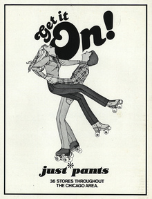 Just Pants ad