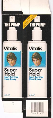 Vitalis Super Hold