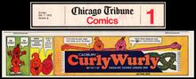 Cadbury Curly Wurly, US Edition