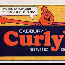 Cadbury Curly Wurly, US Edition
