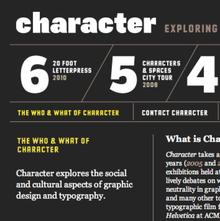 Character website