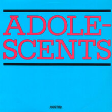Adolescents – The Blue Album